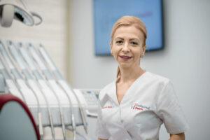 Dr. Mihaela Maftei (Professional Dentist)
