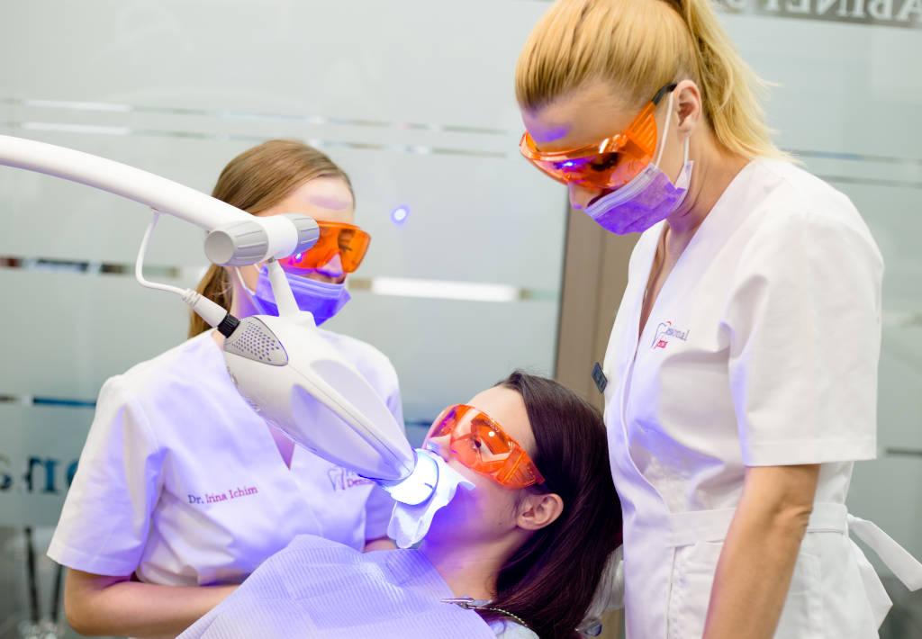 Albirea dentară